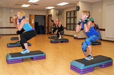 Venango Trail Fitness Room